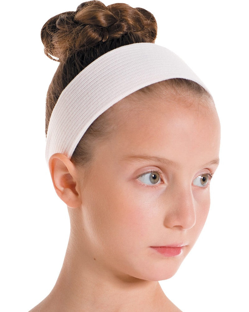 Mondor Rib Knit RAD Dance Headband - 22 Girls/Womens