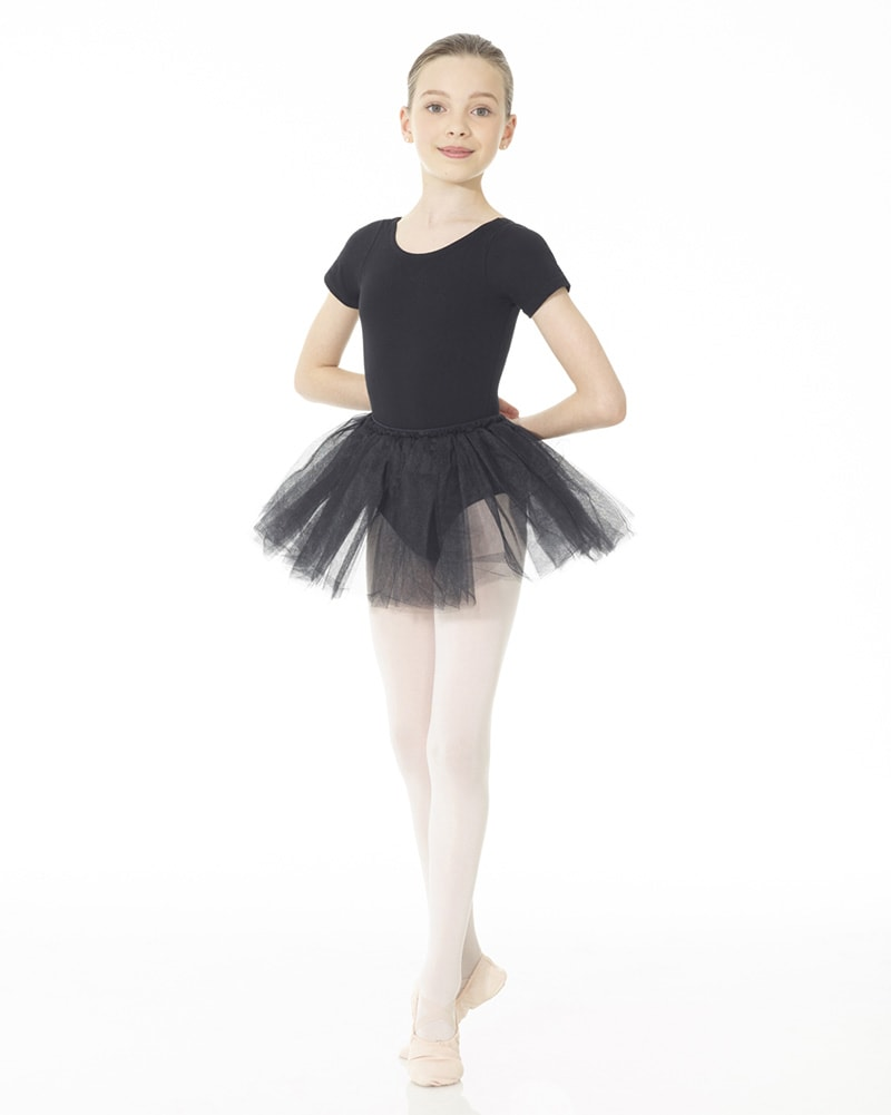 Mondor 30 - Three Layer Tulle Ballet Tutu Girls - Dancewear - Tutus - Dancewear Centre Canada