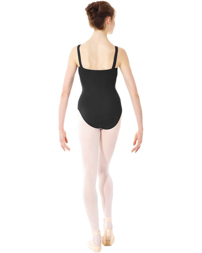 Mondor 3523 - Dance Matrix Thick Strap Tank Leotard Womens - Dancewear - Bodysuits & Leotards - Dancewear Centre Canada