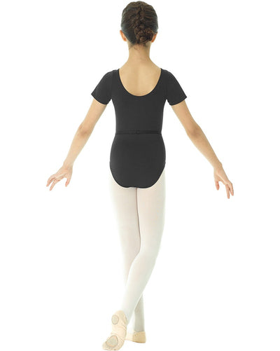 Mondor 3535 - Academy RAD Tactel Short Sleeve Leotard Womens - Dancewear - Bodysuits & Leotards - Dancewear Centre Canada