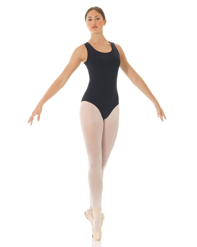 Mondor Athletic Mesh Back Dance Matrix Tank Leotard - 3621 Womens - Dancewear - Bodysuits & Leotards - Dancewear Centre Canada