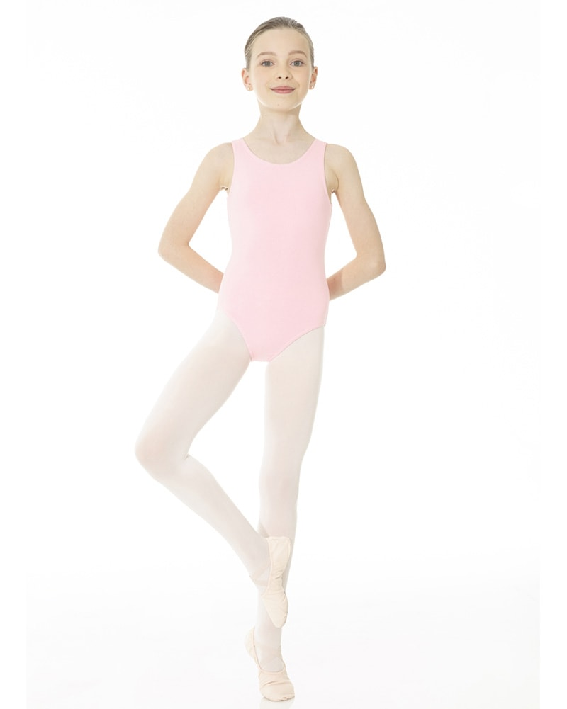 Mondor Classic Tank Leotard - 40045C Girls - Dancewear - Bodysuits & Leotards - Dancewear Centre Canada