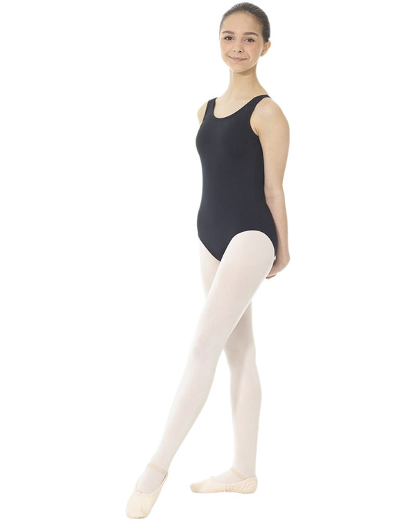 Mondor 40095 - Essentials Classic Cut Tank Leotard Womens - Dancewear - Bodysuits & Leotards - Dancewear Centre Canada