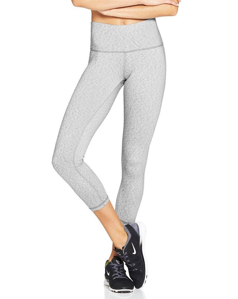 Nimble Yogi High Rise 7/8 Legging - Womens - Glacier Grey