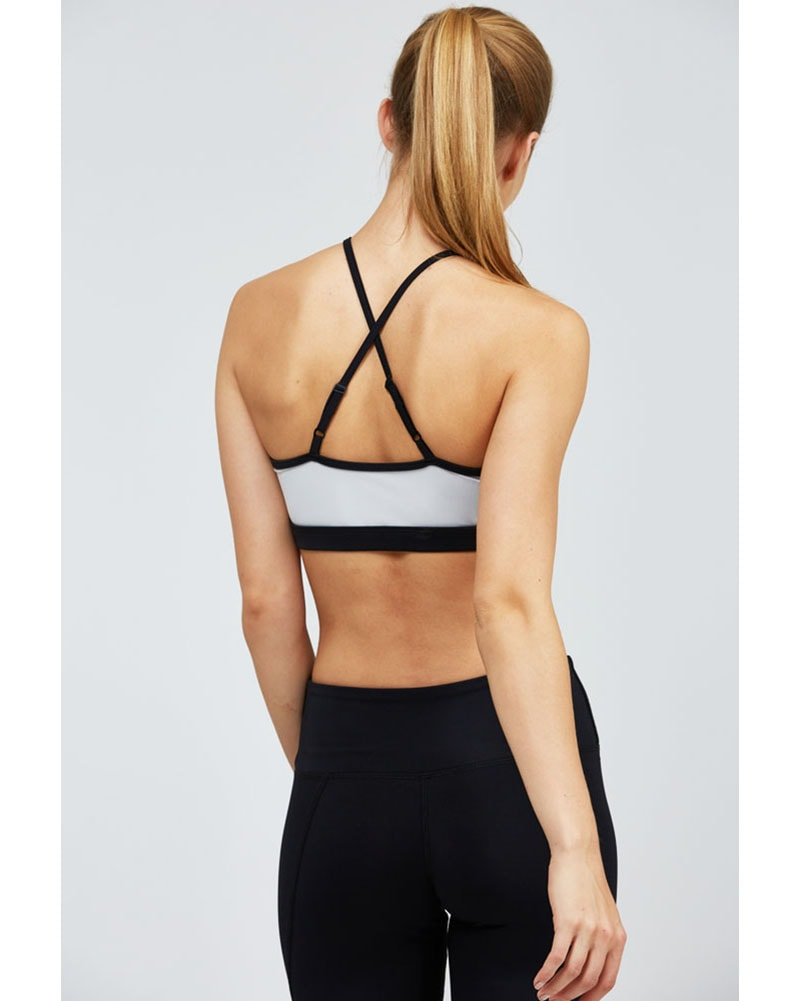 Noli Kelly Bra - Womens - Silver - Activewear - Tops - Dancewear Centre Canada