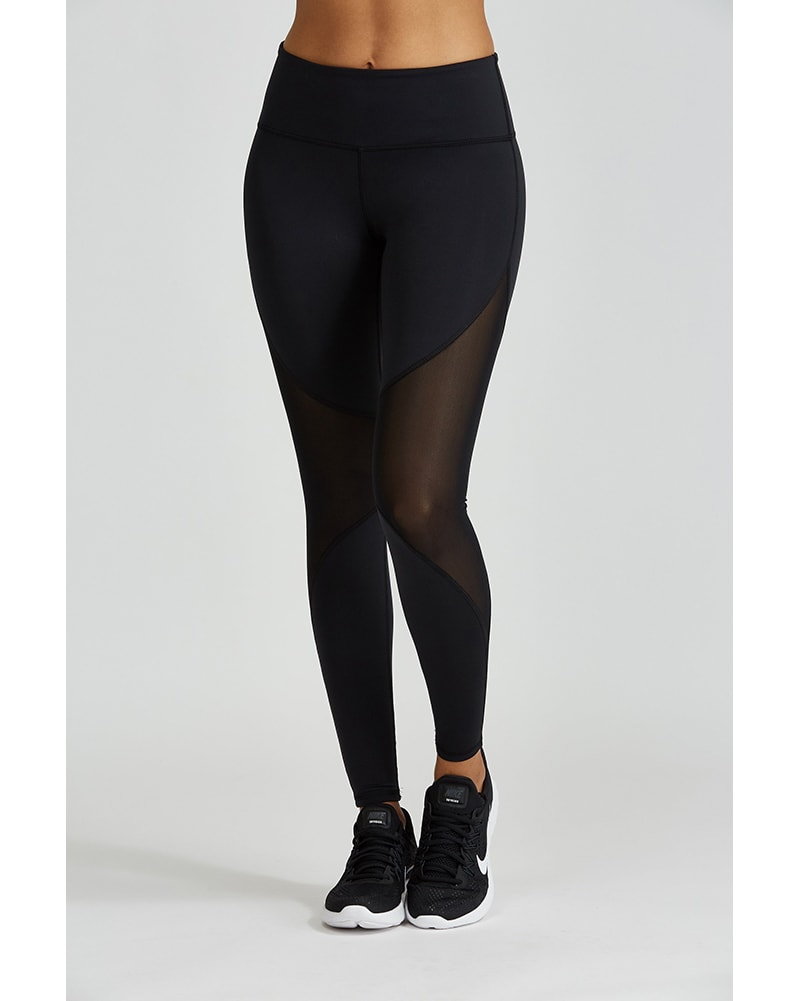 Noli Mila Legging - Womens - Black