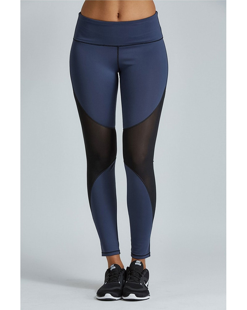 Noli Mila Legging - Womens - Navy