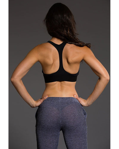 Onzie Y-Back Bra - 3079 Womens - Black - Activewear - Tops - Dancewear Centre Canada