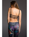 Onzie Youth Graphic Bra - 882 Girls - Tiger Lilly Print - Activewear - Tops - Dancewear Centre Canada