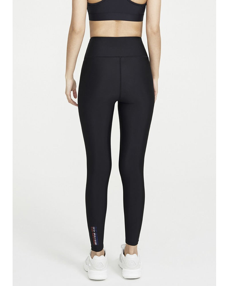 PE Nation Turbo Charge Legging - Womens - Black - Activewear - Bottoms - Dancewear Centre Canada