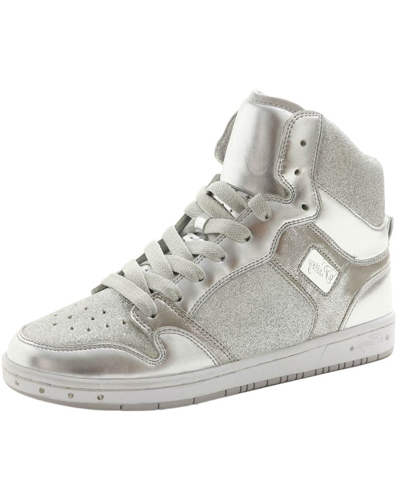 Pastry Glam Pie Glitter Hip Hop Dance Sneakers - Womens/Mens