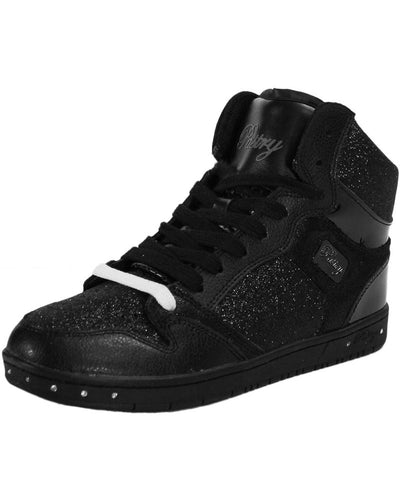 Pastry - Glam Pie Glitter Hip Hop Dance Sneakers Womens/Mens - Dance Shoes - Dance Sneakers - Dancewear Centre Canada