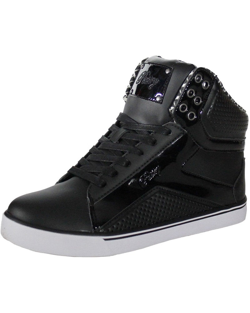 Pastry Pop Tart Grid Hip Hop Dance Sneakers - Womens/Mens - Dance Shoes - Dance Sneakers - Dancewear Centre Canada