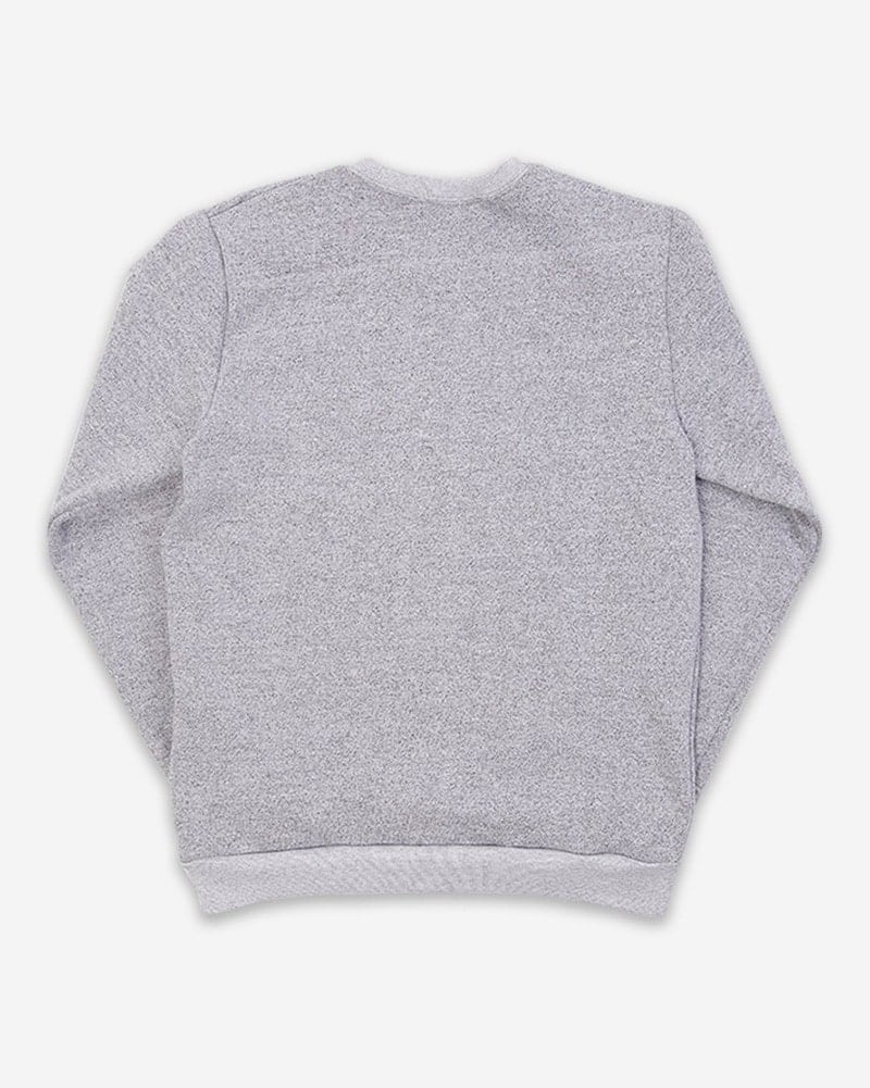 Peace Collective Home Is Canada Melange Crewneck Sweatshirt - Womens - Heather Grey