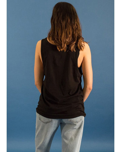 Peace Collective Toronto -vs- Everybody Tank Top - Womens/Mens - Black - Dancewear - Tops - Dancewear Centre Canada