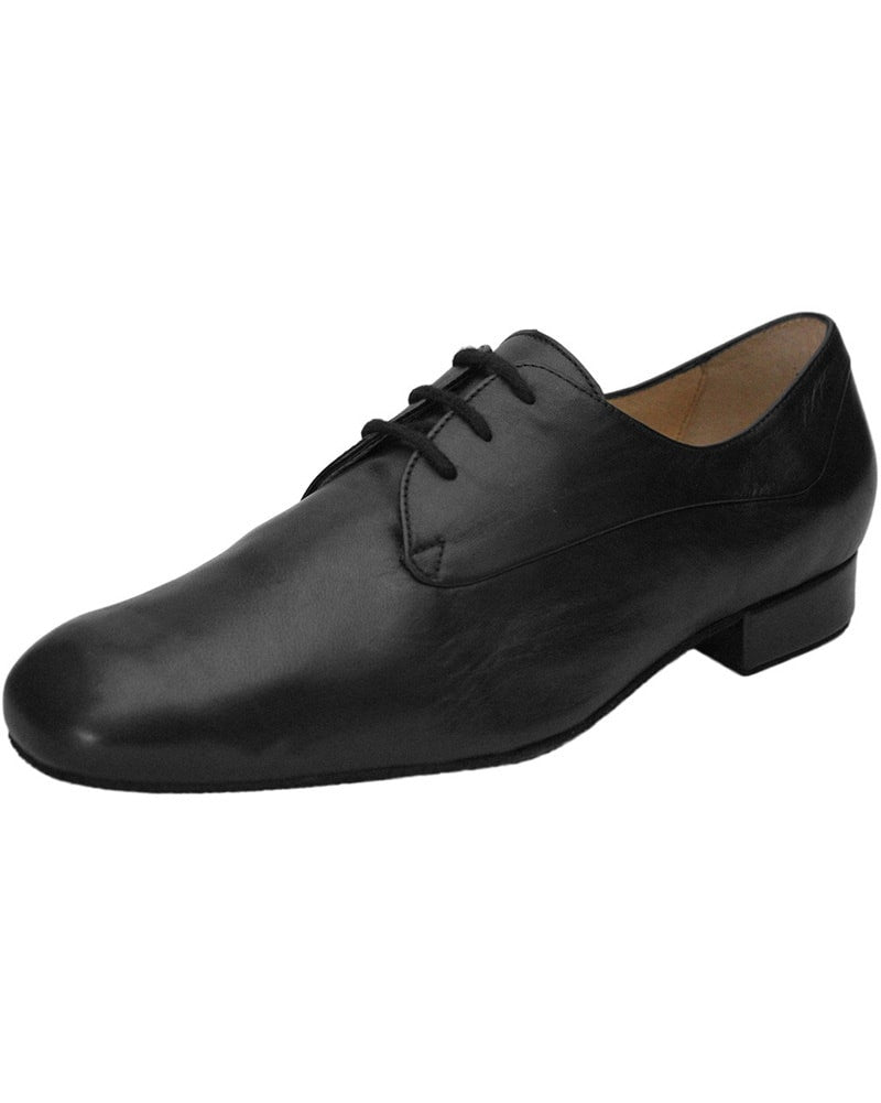 Ray Rose - Ebony Gibson Leather Oxford Ballroom Shoes Mens - Dance Shoes - Ballroom & Salsa Shoes - Dancewear Centre Canada