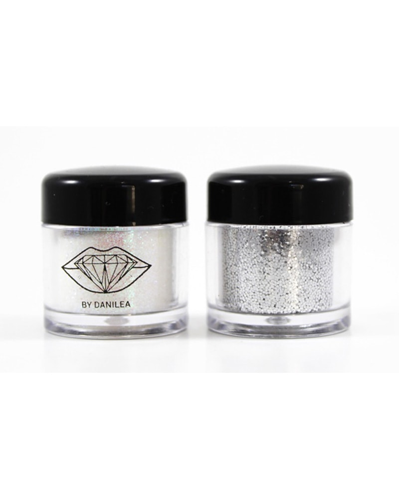 Stage Beauty Co. Mini Star Crystals - Silver - Accessories - Makeup - Dancewear Centre Canada