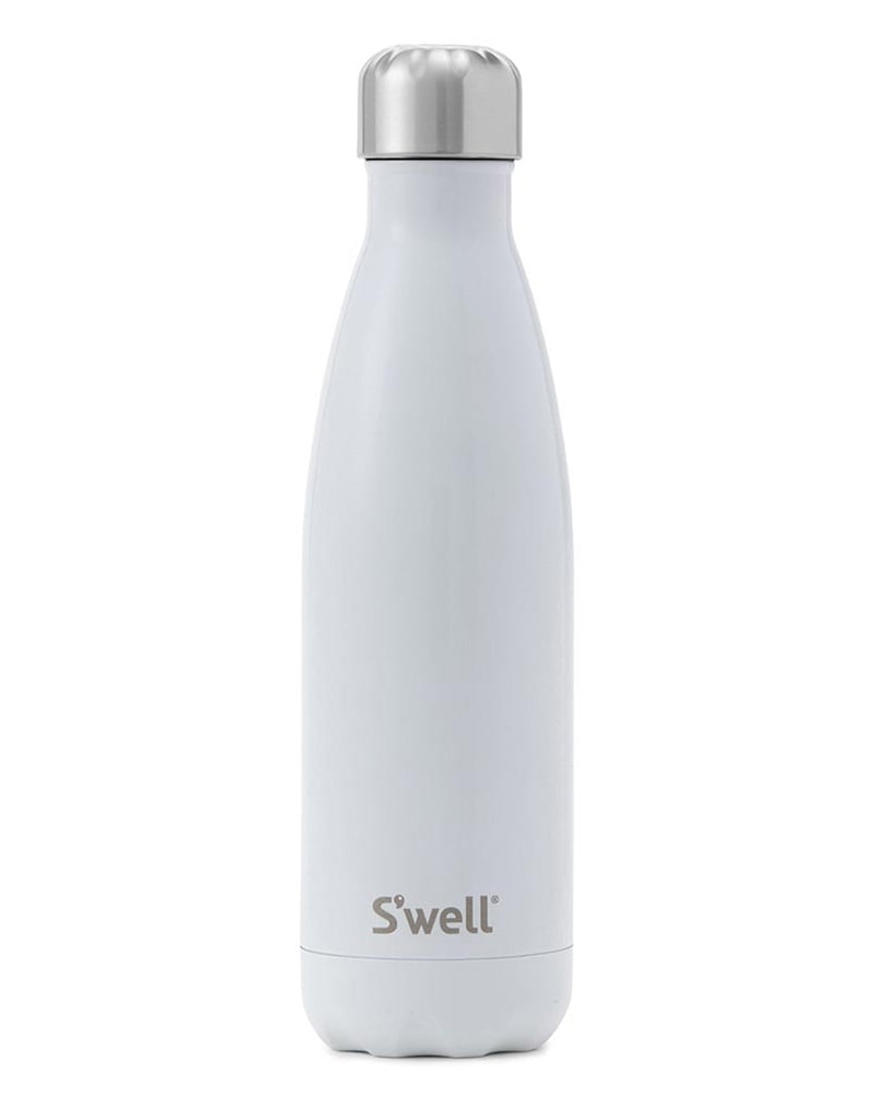S'well Shimmer Collection Water Bottle 500 ml - Angel Food