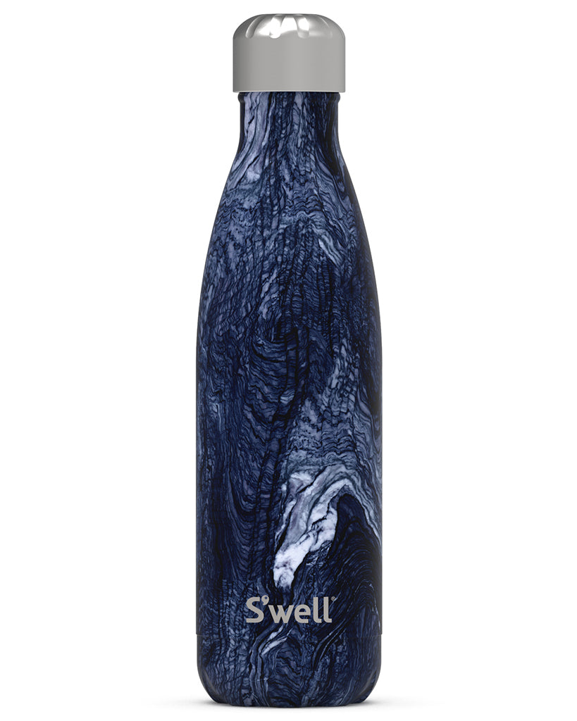 S'well  Water Bottle 500 ml - Azurite Marble - Accessories - Water Bottles - Dancewear Centre Canada