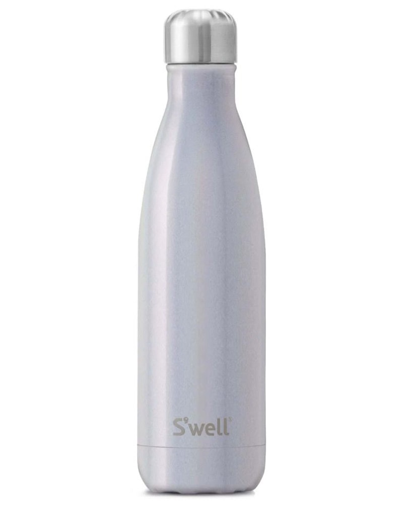 S'well Shimmer Collection Water Bottle 500 ml - Milky Way Print - Accessories - Water Bottles - Dancewear Centre Canada