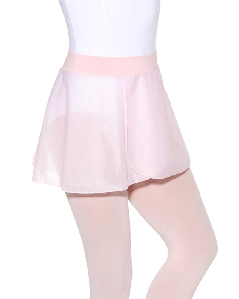 So Danca Florence Mock Wrap Pull-On Ballet Skirt - SL61 Girls - Dancewear - Skirts - Dancewear Centre Canada