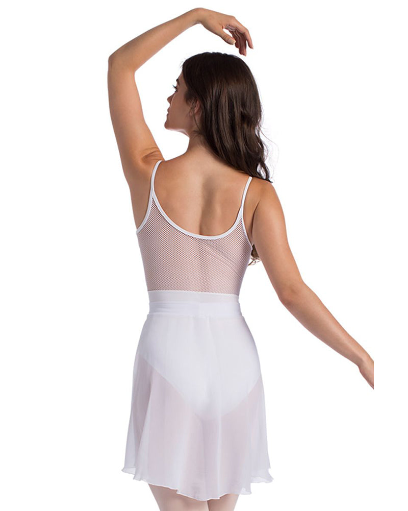 So Danca Lois Long Back Mock Wrap Pull-On Ballet Skirt - SL93 Womens - Dancewear - Skirts - Dancewear Centre Canada