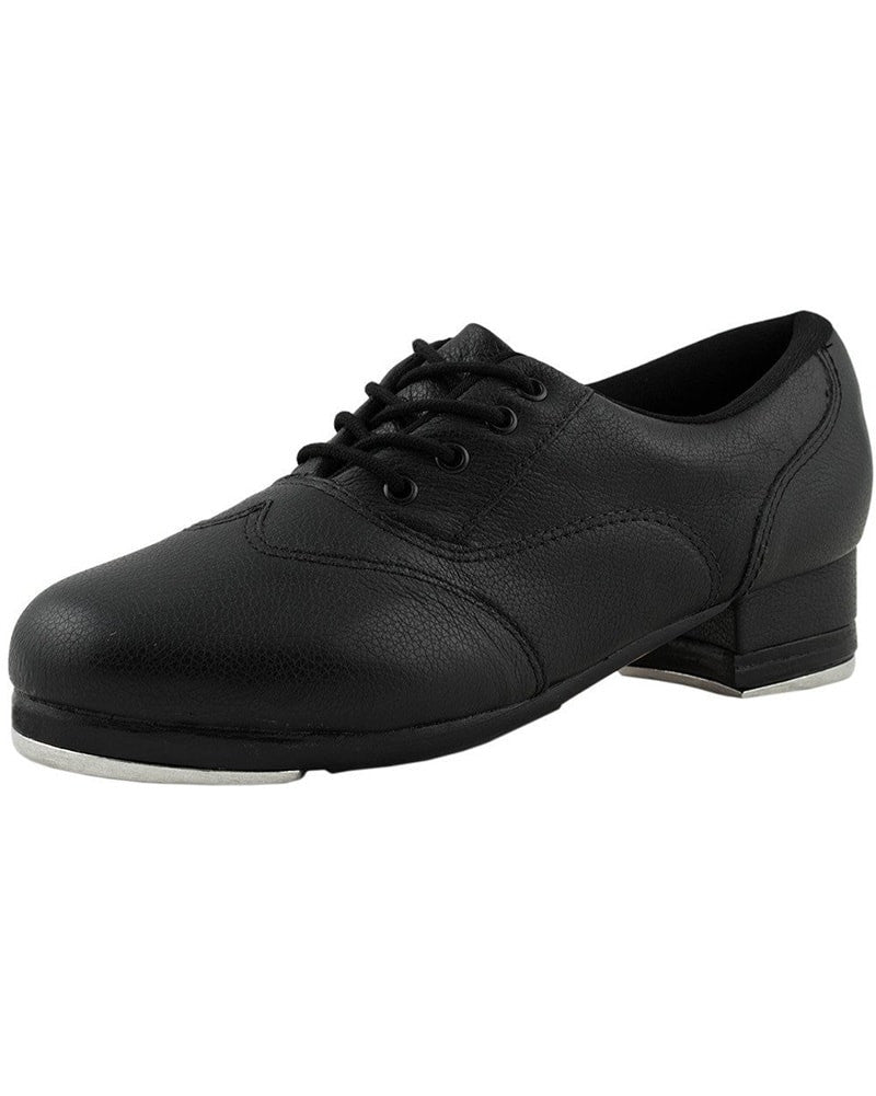 So Danca TA200 - Zenith Build Up Leather Oxford Tap Shoes Womens/Mens - Dance Shoes - Tap Shoes - Dancewear Centre Canada