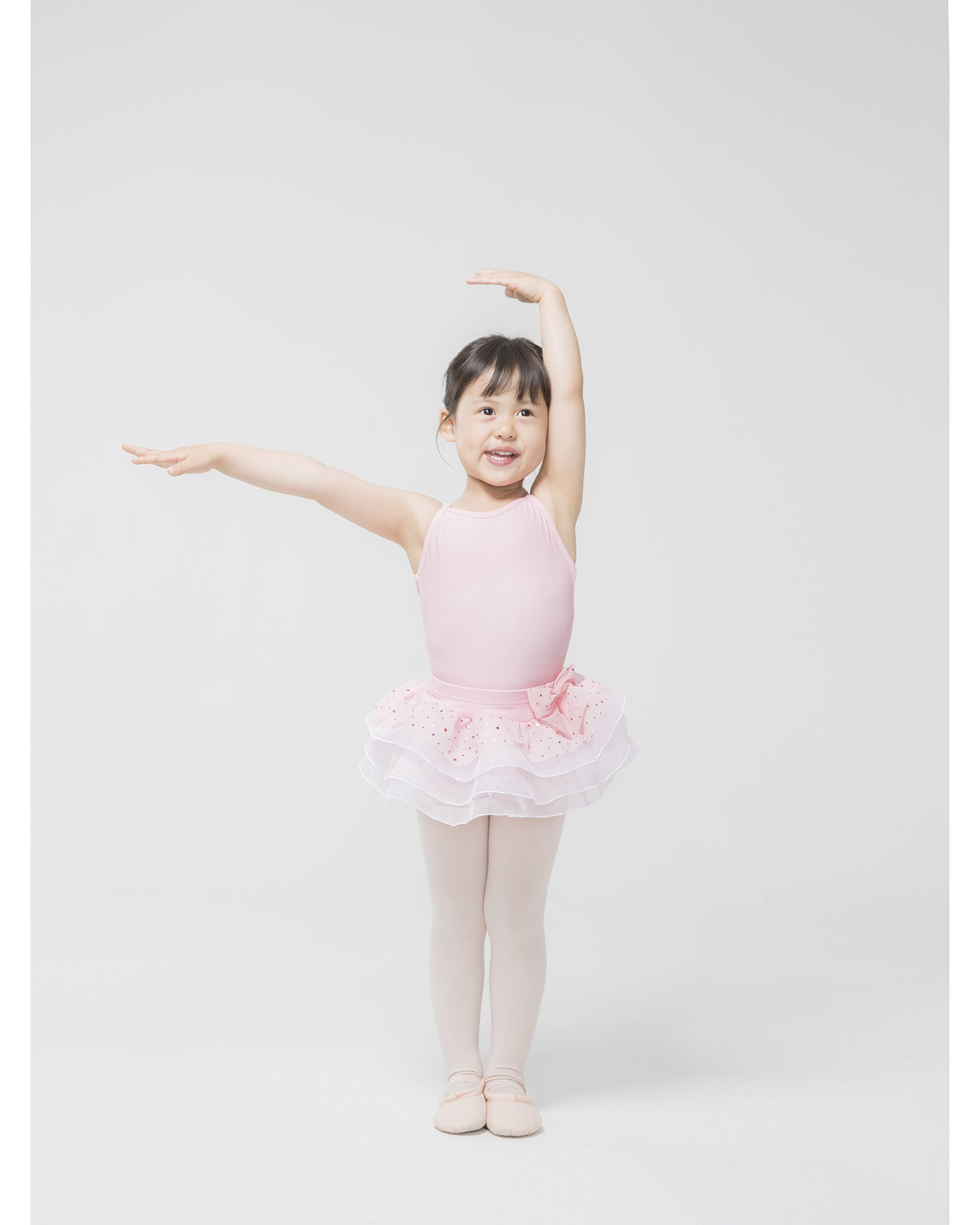 Sonata Little Star Sweet Sparkle Tutu Skirt - STAR017 Girls - Dancewear - Skirts - Dancewear Centre Canada