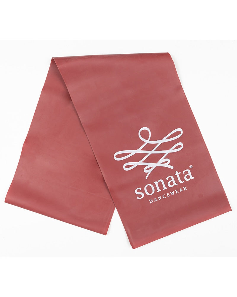 Sonata Heavy Resistance Band - RB300 - Red - Accessories - Exercise & Training - Dancewear Centre Canada