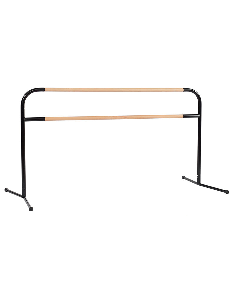 4' StudioBarre Wood Finish Portable Ballet Barre - Accessories - Exercise & Training - Dancewear Centre Canada