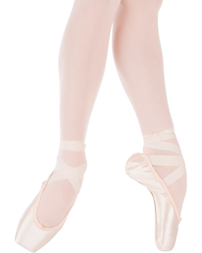 Suffolk Stellar Pointe Shoes - Standard Shank - Womens