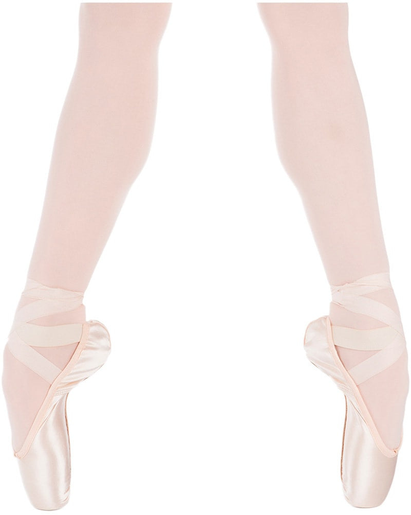 Suffolk Solo Prequel Pointe Shoes - Standard Shank - Womens