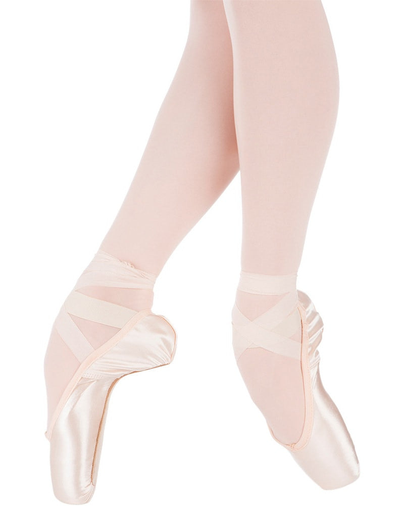 Suffolk Solo Pointe Shoes - Standard Shank - Womens - Dance Shoes - Pointe Shoes - Dancewear Centre Canada