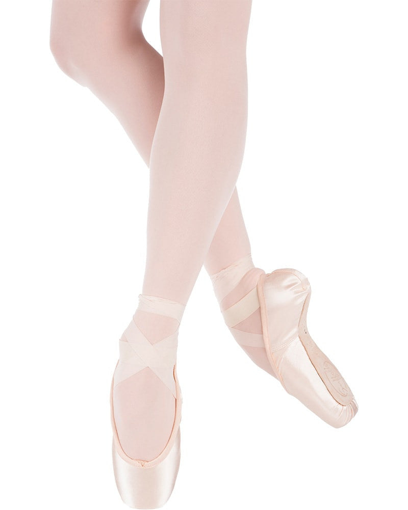 Suffolk Spotlight Pointe Shoes - Standard Shank - Womens - Dance Shoes - Pointe Shoes - Dancewear Centre Canada