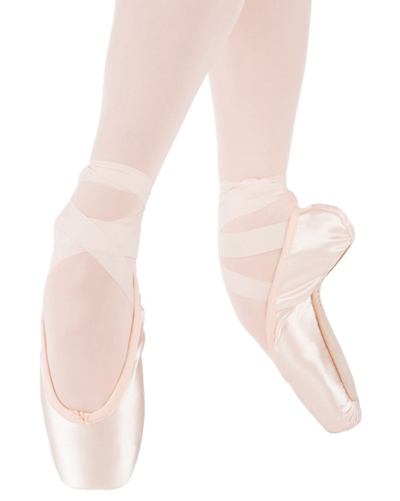 Suffolk Status Pointe Shoes - Standard Shank - Womens
