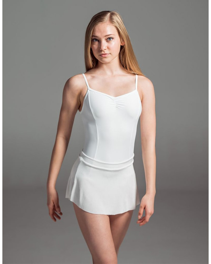 Suffolk Finchley High Low Pull-On Ballet Skirt - 1006A Womens - Dancewear - Skirts - Dancewear Centre Canada
