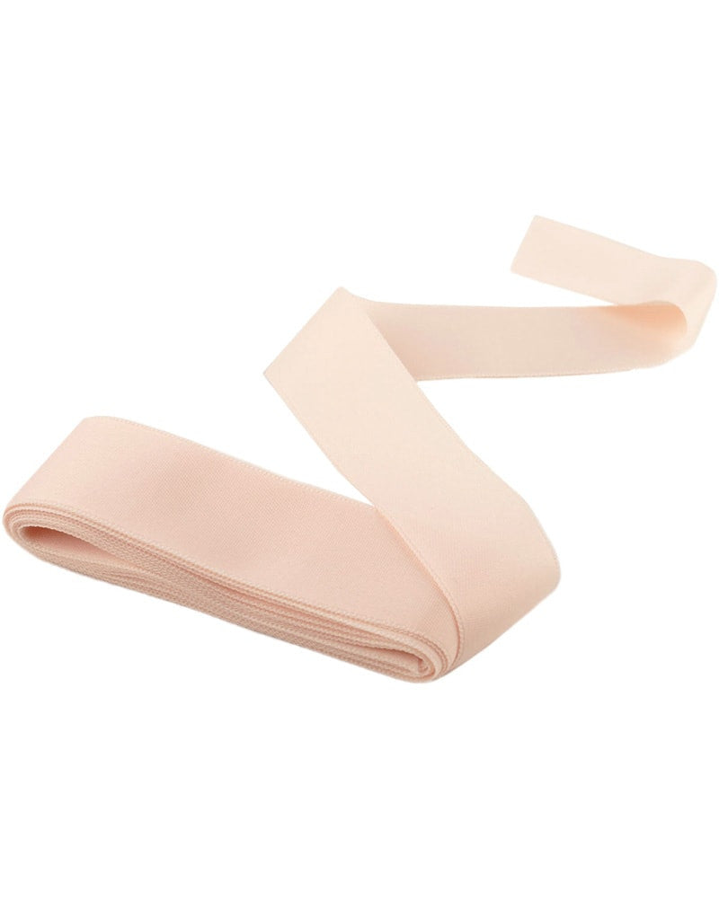 Suffolk Satin Pointe Shoe Ribbon - 1507 - Light Pink - Accessories - Pointe Shoe - Dancewear Centre Canada
