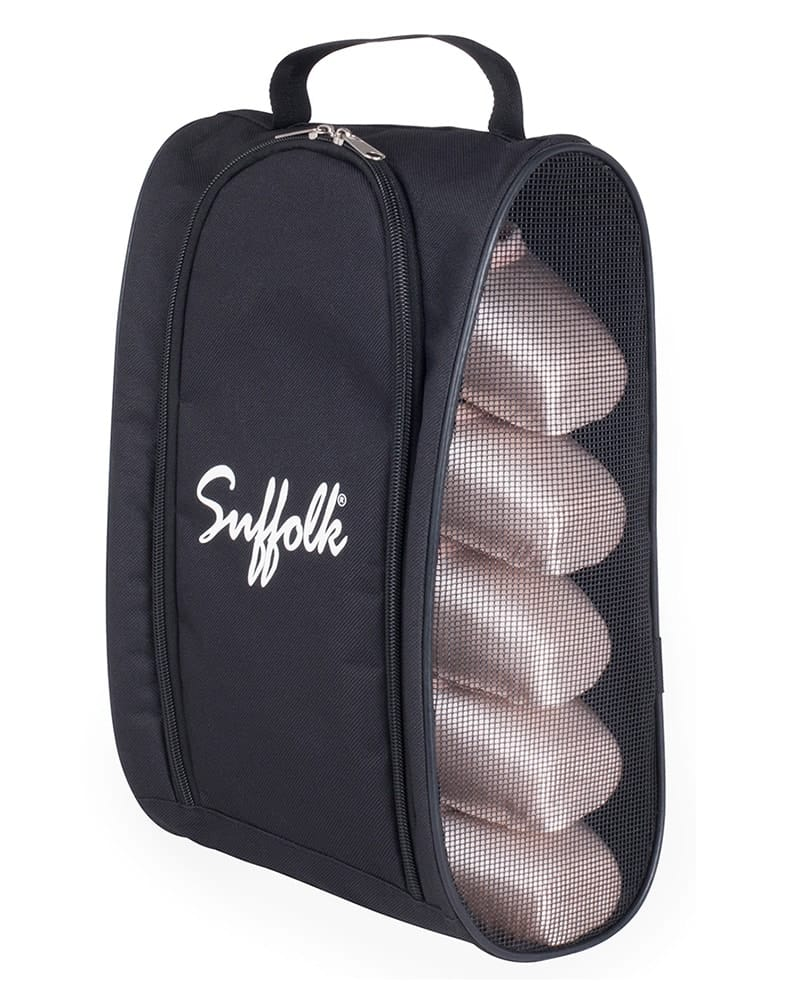 Suffolk Mesh Pointe Shoe Carrying Case - 1556 - Accessories - Dance Bags - Dancewear Centre Canada
