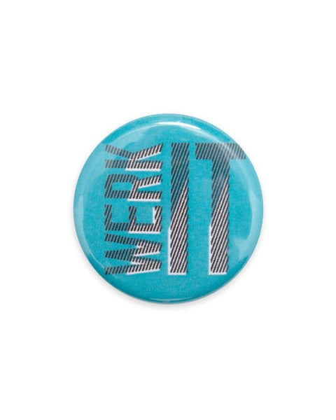 Sugar and Bruno Werk it Button - B1199