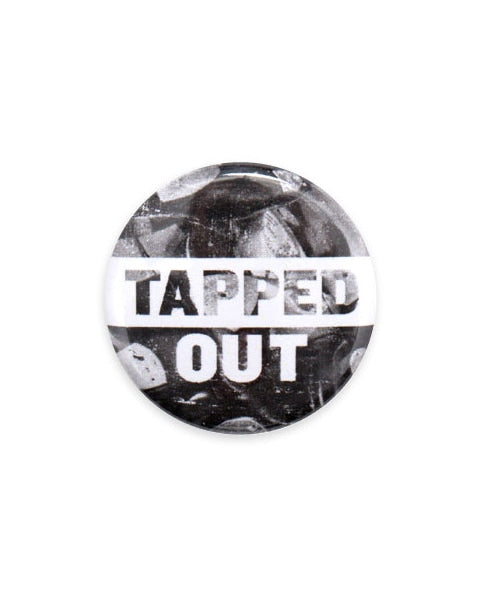 Sugar and Bruno Tapped Out Button - B1208 - Accessories - Dance Gifts - Dancewear Centre Canada