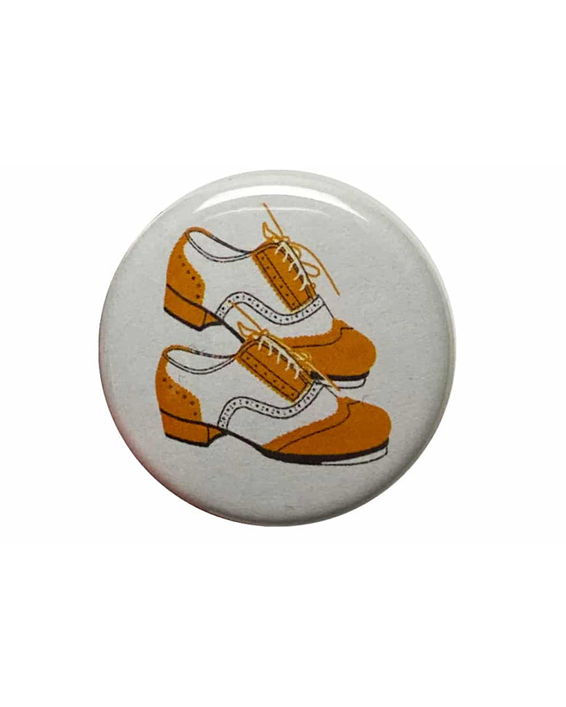 Sugar and Bruno Tap Shoes Button - B1260 - Accessories - Dance Gifts - Dancewear Centre Canada