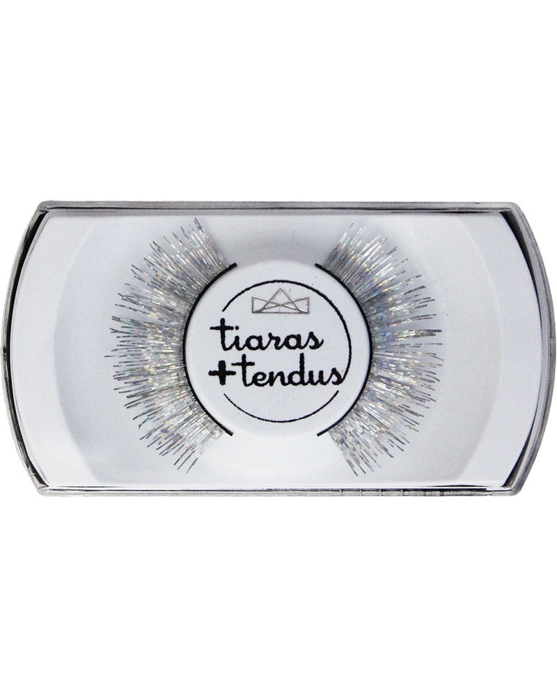 Tiaras + Tendus - Metallic Bold Lash Dance Performance Eyelashes - Accessories - Makeup - Dancewear Centre Canada