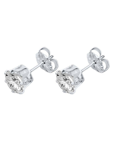 Tiaras + Tendus - 10mm Dance Competition Stud Rhinestone Earrings - Accessories - Jewelry - Dancewear Centre Canada