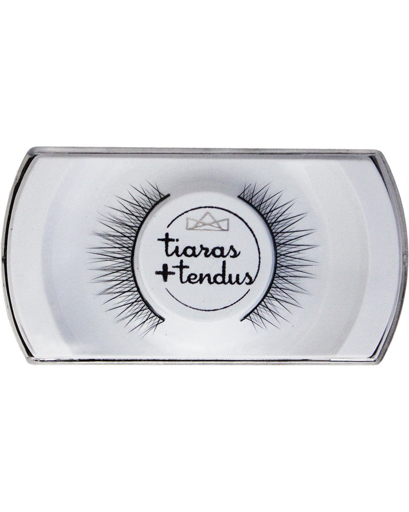 Tiaras + Tendus - Cross Lash Dance Performance Eyelashes