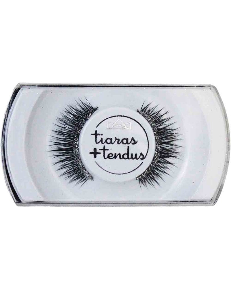 Tiaras + Tendus - Glitter Band Bold Lash Dance Performance Eyelashes - Accessories - Makeup - Dancewear Centre Canada