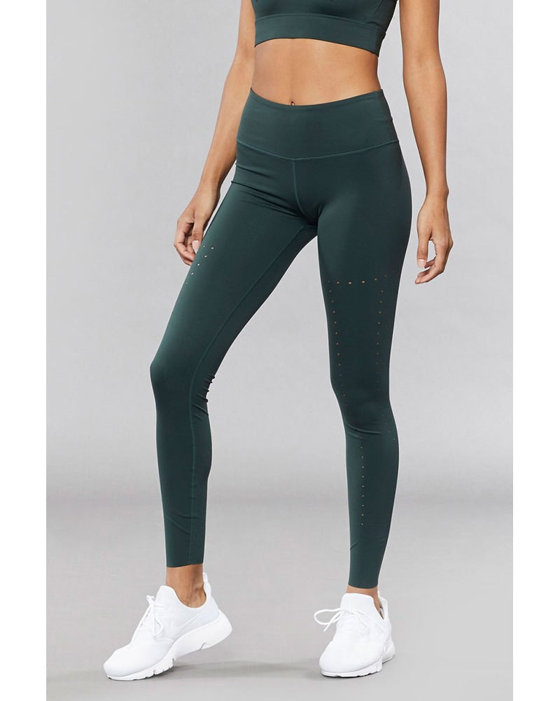 Varley Boden Legging - Womens - Darker Spruce Green
