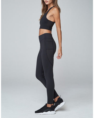 Varley Erwin Legging - Womens - Black - Activewear - Bottoms - Dancewear Centre Canada