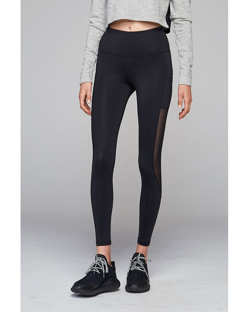 Varley Shelby Legging - Womens - Black - Activewear - Bottoms - Dancewear Centre Canada