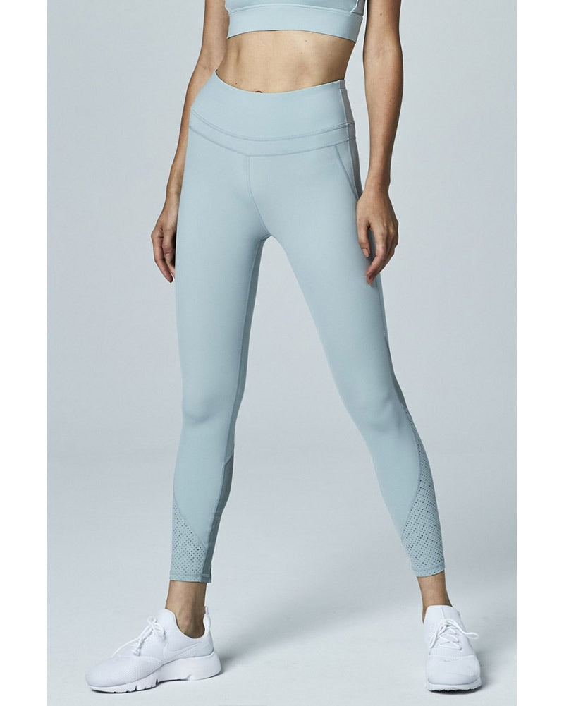 Varley Stewart Legging - Womens - Abyss Grey - Activewear - Bottoms - Dancewear Centre Canada