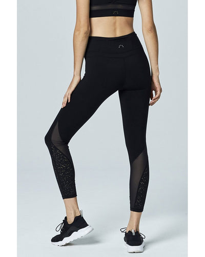 Varley Stewart Legging - Womens - Black - Activewear - Bottoms - Dancewear Centre Canada